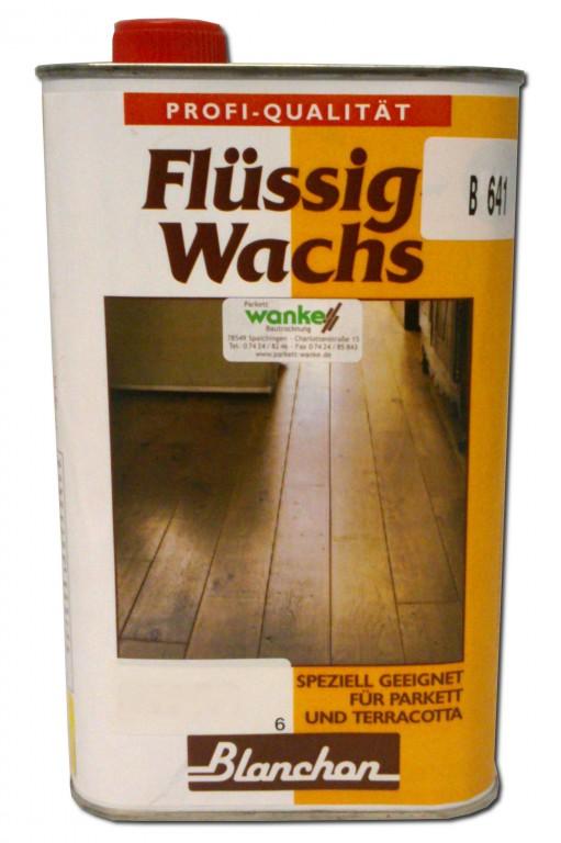 blanchon blumor fl ssig wachs b64 b641 1 liter ebay. Black Bedroom Furniture Sets. Home Design Ideas