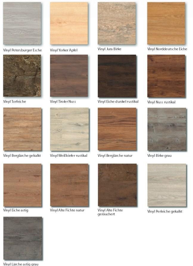 corpet vinylfloor eco klebefliesen 1235 x 305 x 1 5 mm 1. Black Bedroom Furniture Sets. Home Design Ideas