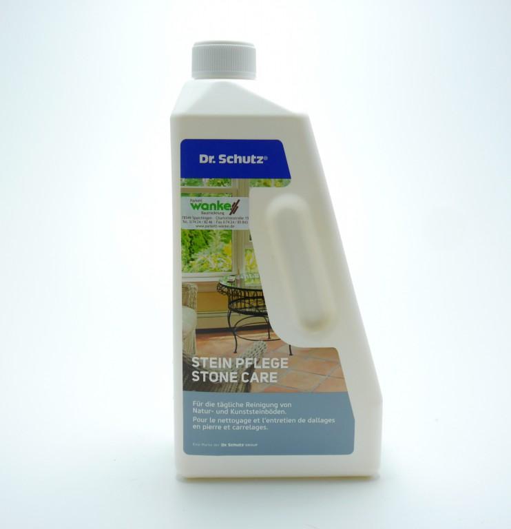 cc dr schutz stein pflege 750 ml pflege reinigung f r stein fliesen. Black Bedroom Furniture Sets. Home Design Ideas
