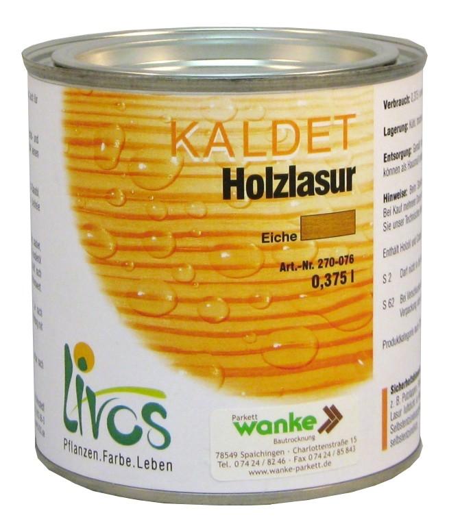 livos kaldet holzlasur 270 375 ml lacke le lacke lasuren. Black Bedroom Furniture Sets. Home Design Ideas
